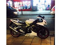 Motorbike for sale or swap 4 a car