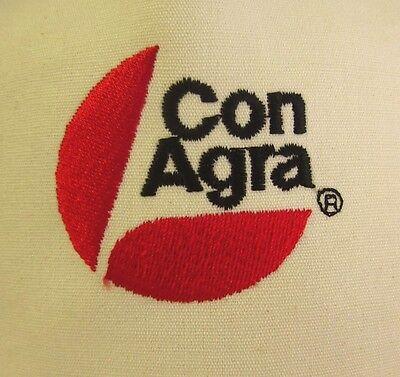 Conagra Foods Baseball Cap Omaha Embroidery Logo Nebraska Food Brands 1980S