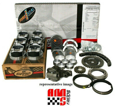 Stock Engine Rebuild Kit Overhaul for 1977 1978 Jeep CJ Cherokee 258 4.2L L6 (Engine Rebuild Gasket)