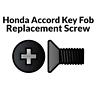 Key Fob Screw Replacement Kit for Honda Accord 2003-2012 Repair Screw Honda