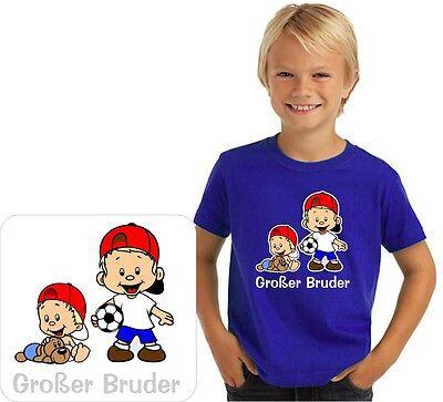 Kinder T-Shirt mit Motiv,für den großer Bruder T-Shirt Druck,Shirt Druck GGB11, gebraucht gebraucht kaufen  Angersdorf
