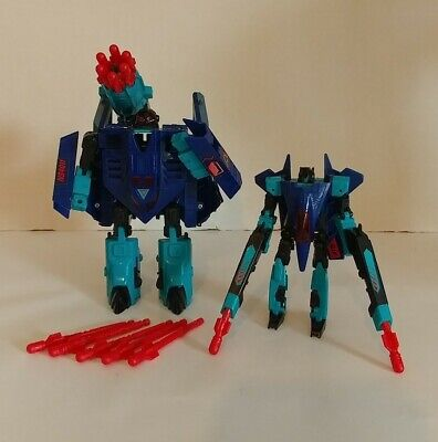 Vintage 1994 Transformers Generation G2 Dreadwing and Smokescreen 100%