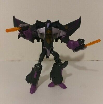 Transformers Animated Voyager Class Skywarp 100% Complete