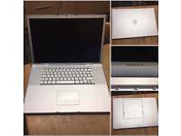 Apple MacBook Pro Spares or repair.