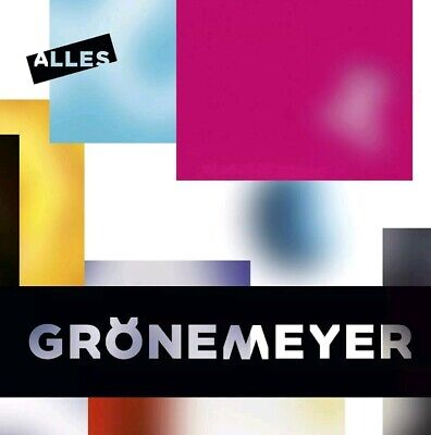 Herbert Grönemeyer - Alles CD (23) Vertigo (h art) NEW