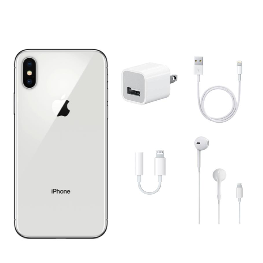 Apple iPhone X 64GB  GSM  CDMA Unlocked USA Model Apple Warranty BRAND NEW