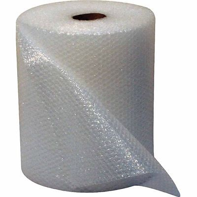 1 SMALL BUBBLE WRAP ROLL 500mm WIDE x 75 METRES LONG PACKAGING CUSHIONING - NEW