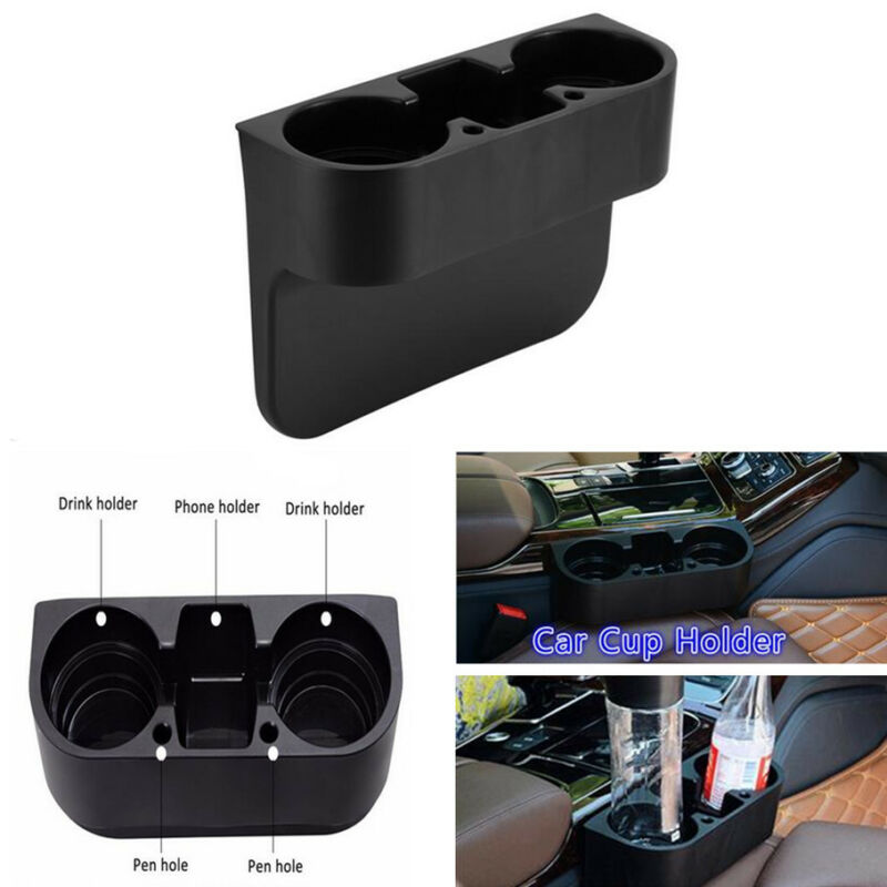 Universal Cup Drink bottle Holder Drink Beverage Seat Seam Gap Wedge Car Truck