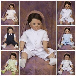 Sommer taufanzug junge baby taufe farbe nach wahl neu - Taufanzug junge sommer ...