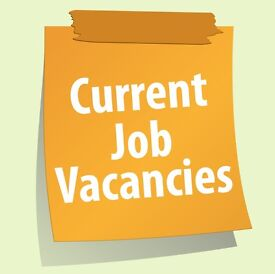New Busy Restaurant. Weekly Pay. Waiting Staff / Bar / Team Leaders. Excellent Career Potential.
