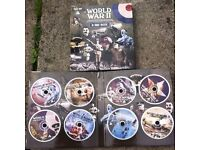 WORLD WAR 2 SPECIAL 8 x DVD BOX COLLECTION (BRAND NEW)