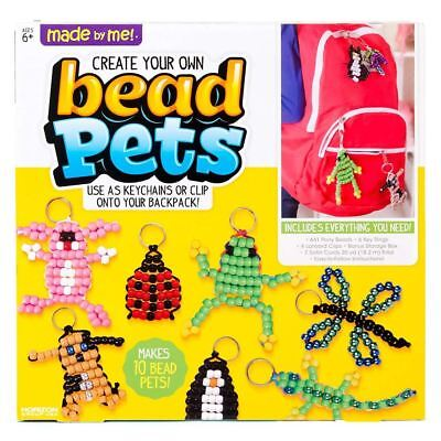 Arts And Crafts For Girls Boys DIYs Kids Teens Keychain Kit 6 7 8 9 10 Year Old