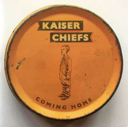 KAISER+CHIEFS+-+COMING+HOME+-+RARE+PROMOTIONAL+2+TRACK+CD+SINGLE