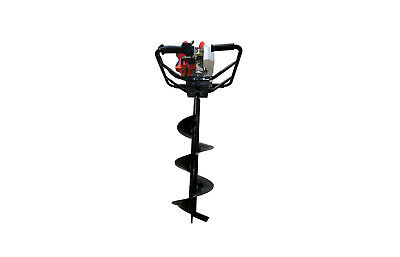 Hoc One Man Auger 71 Cc 12 Inch 4 Foot Bit 90 Day Warranty Free Shipping