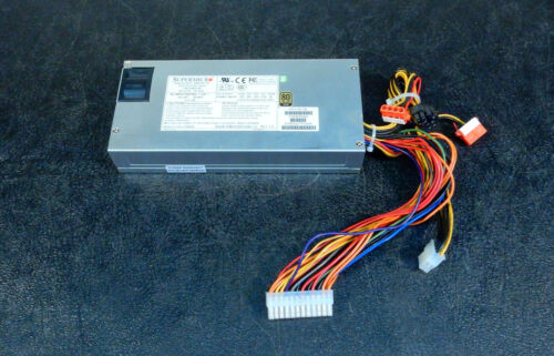 Supermicro PWS-351-1H 350W Switching Power Supply       (3a01)