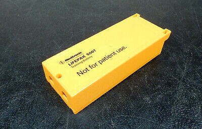 Medtronic Battery Pad For Lifepak 500t Aed Training System 3b03