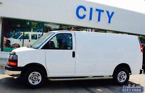 "2015 GMC Savana Cargo Van RWD 2500 135"""
