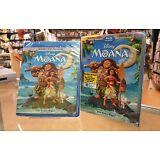 Moana (Blu-ray/DVD, 2017, 2-Disc Set, Includes Digital Copy) BRAND NEW SEALED !!