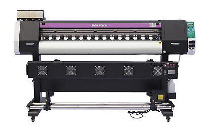 1830mm 72 Large Format Printer Eco Solvent Dx5ripwide Banners Vinyls 1440dpi
