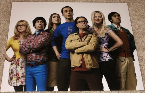 JIM PARSONS SIGNED AUTOGRAPH THE BIG BANG THEORY SHELDON 11x14 PHOTO w/PROOF