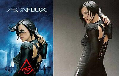 AEon Flux - Charlize Theron Screen Movie Wardrobe Top with Studio COA