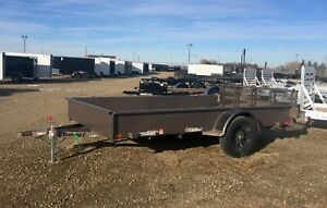 2018 Diamond C 26SSA Utility Trailer
