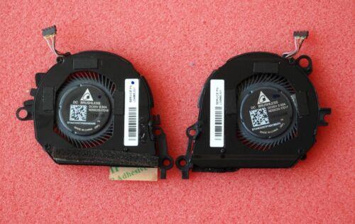 "Genuine HP 13"" Spectre X360 13t-ae000 Series Cooling Fans L04885-001 L04886-0 (Z"