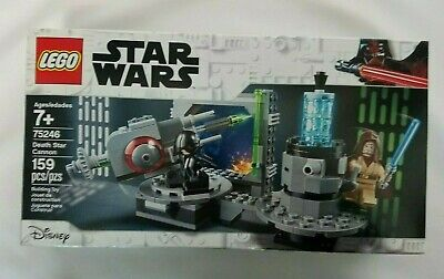 LEGO Star Wars Episode IX Death Star Cannon 75246 159 pcs NEW Sealed - FAST SHIP
