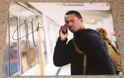 COREY HAWKINS SIGNED AUTOGRAPH 24 LEGACY 11x14 PHOTO A w/EXACT VIDEO PROOF