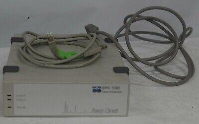 Eicom Epc-500 Data Processor Power Chrom Edaq Er280 For Nox Analyzer Usb Rs485