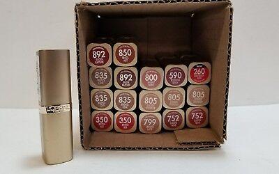 - L'Oreal Paris Colour Riche Lipstick & Collection Exclusive Best Color Choices!
