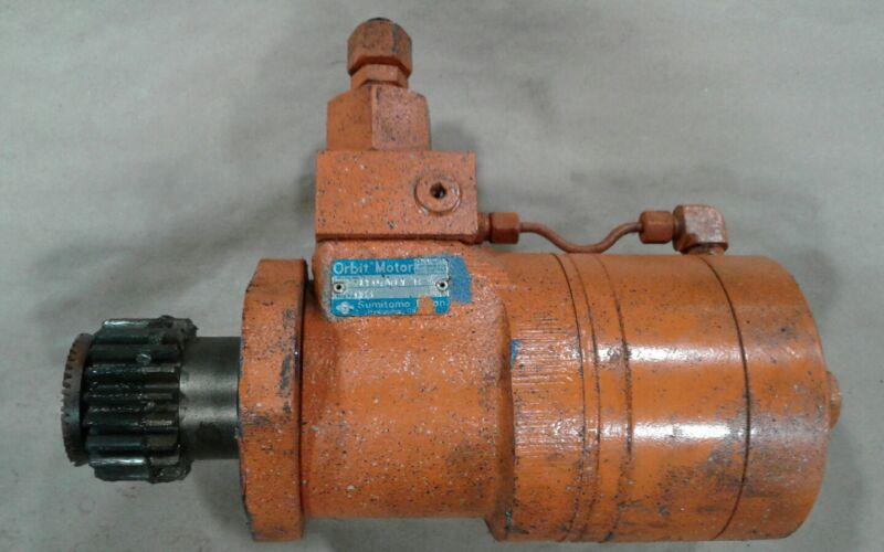 Sumitomo Orbit Motor SBE07AD2L-B Hydraulic Motor #1095KW