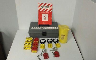 Used Prinzing Industrial Maintenance Lockout Kit