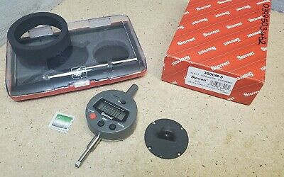 Starrett No. 3600m-5 Electronic Indicator - .0005 - Inchmetric - 3600-5 New