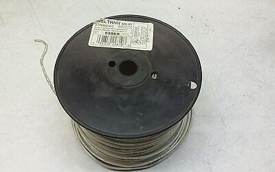 14ga Thhn Electrical Stranded White Wire 500ft Essex