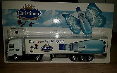 """Christinen Brunnen """" Die neue Leichtigkeit """"  - Mercedes -  Truck - OVP"""