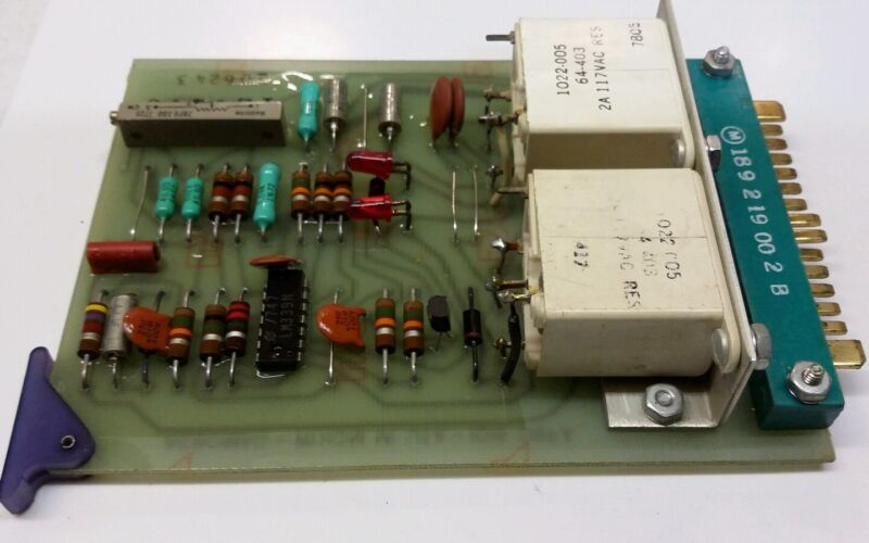 Acromag-Wixom 1018-089A Printed Circuit Board Used