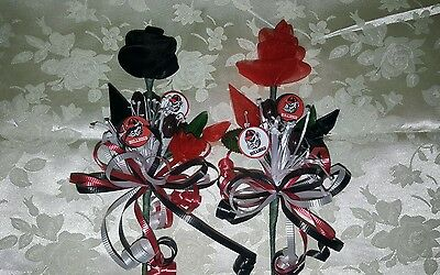 College Party Decorations (College Georgia Bulldogs football  rose party favor decorations,)