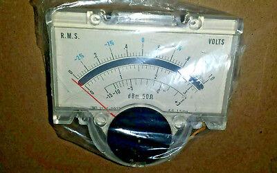 Simpson 1120-0922 Multimeter  -15 - 3 50ohms 6625-00-133-7702