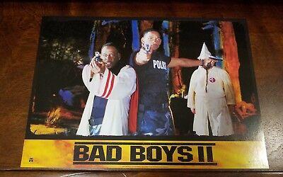 Bad Boys II Lobby Cards/Stills - Will Smith, Martin Lawrence