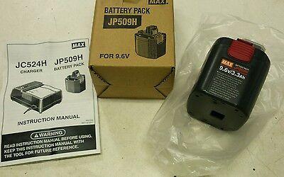 Max Rebar Tier Jp509h 9.6v Battery Rb655