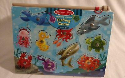 Melissa & Doug Magnetic Fishing Puzzle