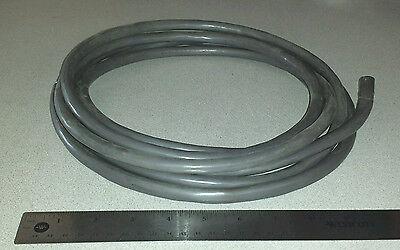 13 Ft Gray Plastic Insulated Wire 50 Single Conductor Multi Colored Wire