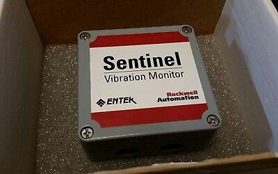 Rockwell Automation Entek Sentinel Vibration Monitor - 45778 Rev B02 120240vac