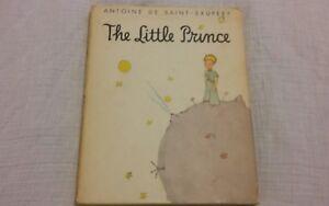The Little Prince Antoine De Saint Exupery 1st Edition DJ 1943 Antoine