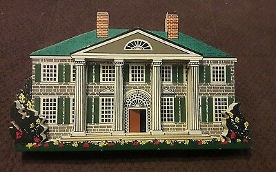 Shelia's collectibles houses Gone With The Wind Twelve Oaks