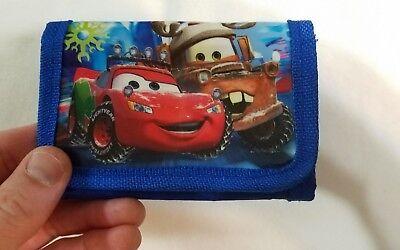 Schnellversand Geldbörsen & Etuis Disney Cars Mini Schultertasche 18x16x5 Cm UmhÄngetasche Jungs