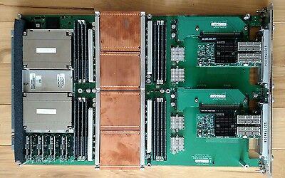 Cray Xk6 Xio Jaguar Blade Supercomputer Super Computer I O Module 100593703 Pci
