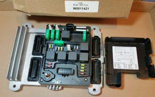 MEGATECH E01686B05 CCM RDP WORKHORSE FRONT CHASSIS CONTROL MODULE NEW W0011421