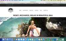 Bali Bliss Retreats - yoga retreats business model & website Manly Manly Area Preview